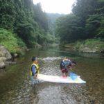 キャンプ&大芦川で川遊び 2017